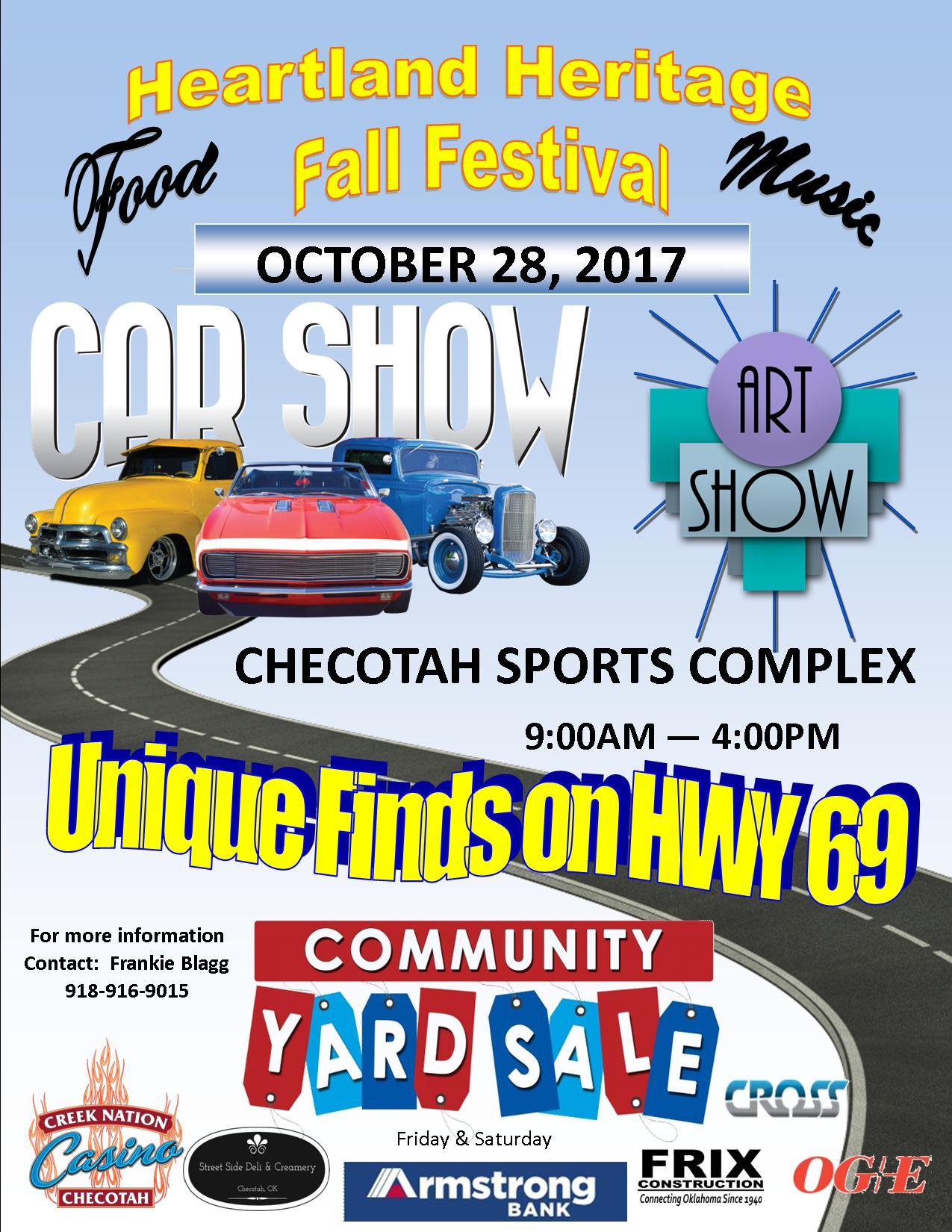 Route Cruisers Car Show List Oklahoma Car Shows Route Cruisers - Route 66 cruisers car show list