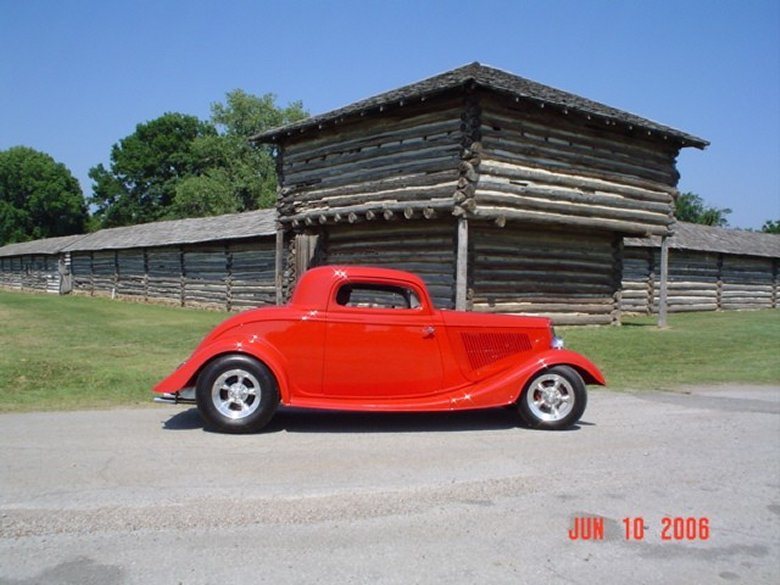 Would I be foolish not to buy this 34 coupe? - NastyZ28.com