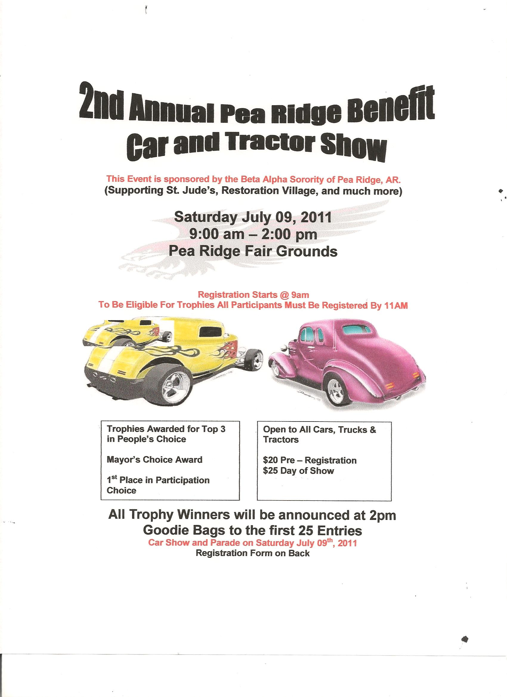 Route 66 Cruisers Car Show